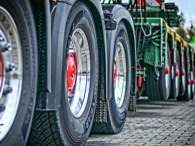 Seguros para vehiculos industriales